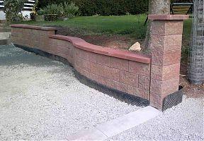 výstavba plotu a zámková dlažba