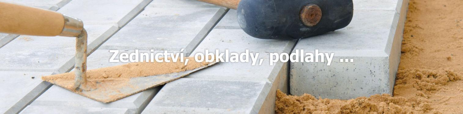 Stavební práce - Tomáš Počarovský